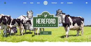 Hereford – Agriculture and Organic Food Theme